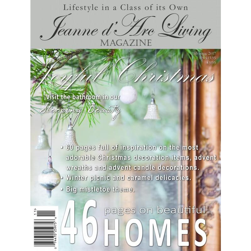Magazine Jeanne D Arc Living En Nov 2017 Boho Chic