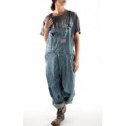 overall MP Supply Co in Denim