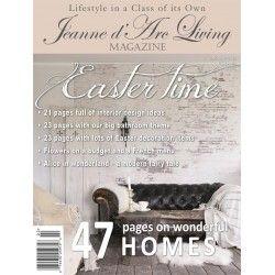 revue Jeanne d'Arc Living – EN Fév. 2018