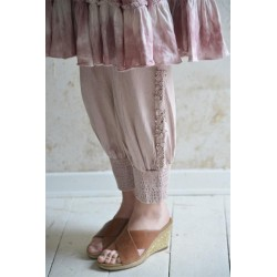 pantalon Lovely choice en vieux rose