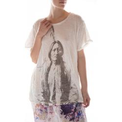 T-shirt Sitting Bull in True