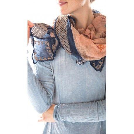 foulard Pabiola in Eztli