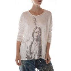 T-shirt Sitting Bull Dylan in True