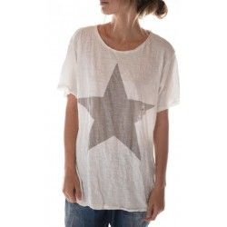 T-shirt Sky Diamond in True