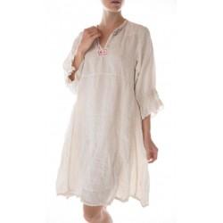 robe Elias in Antique White