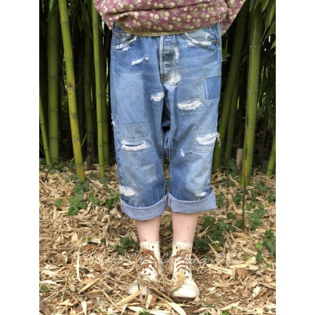 pantalon Jean's in Denim