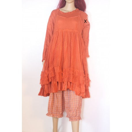 Robe/Tunique AZALEA orange