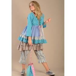 ANGELICA tunic Mastic color