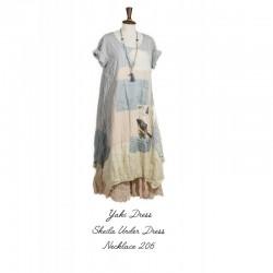 dress SHEILA white