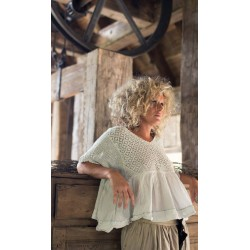 blouse Olivier in Celestial