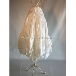 jupe IRA blanc