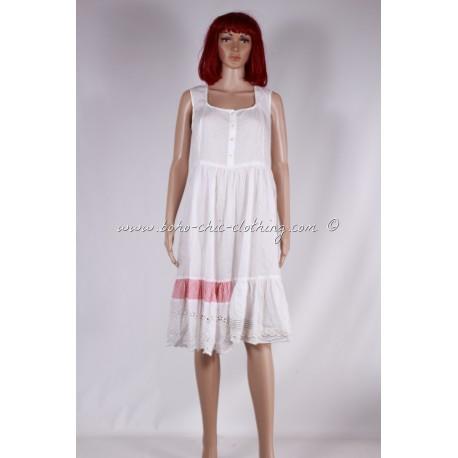dress AIDA off-white