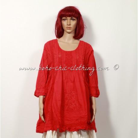 robe MIKA rouge