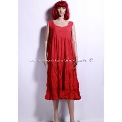 robe SHEILA rouge
