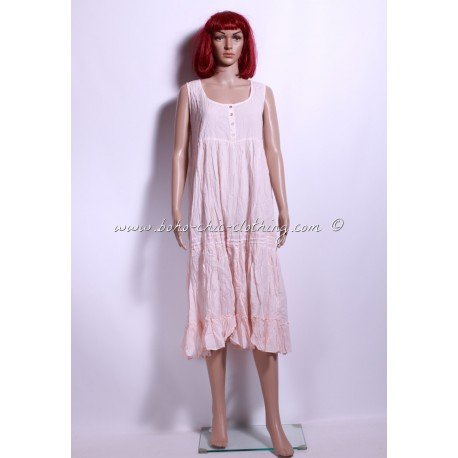 dress SHEILA pink