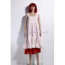 dress VENUS off-white