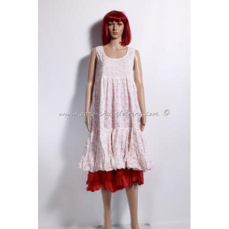 robe VENUS blanc cassé