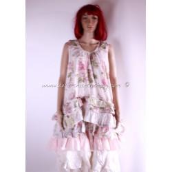 robe NENA blanc cassé