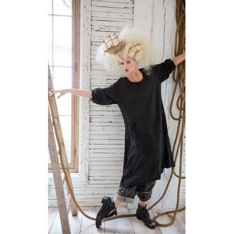 robe Solenne noir