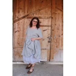 dress PAULINE celadon