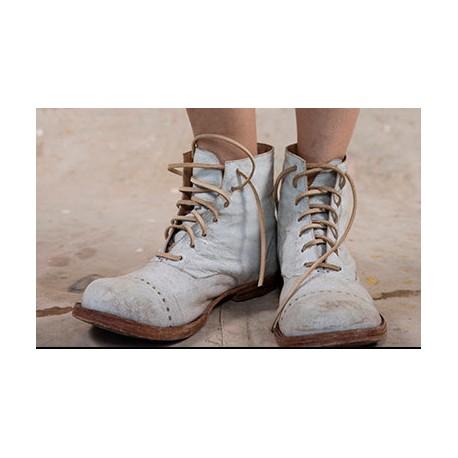 chaussures Bojangles crème