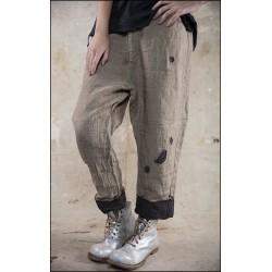 pantalon Emmerson Work in Wilford Linen