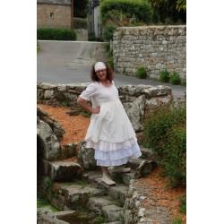 robe LOUISE fleurs mémé