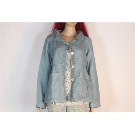 Jacket SHANNA blue