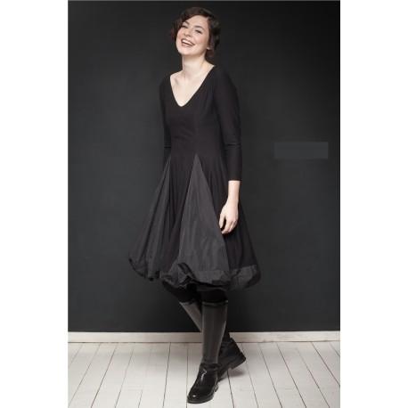 robe PIVOINE noir