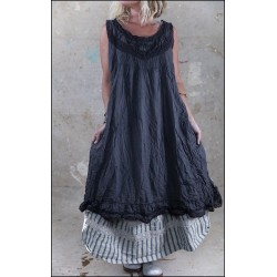 dress Minette in Midnight