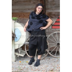pants GENSAKU black
