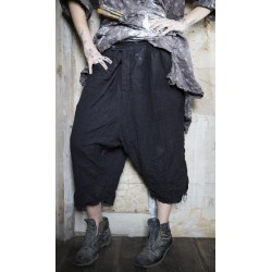 pantalon Alexandr in Blackbird