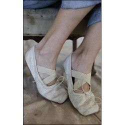shoes Stella Toe in Chalk