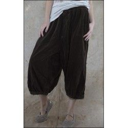 pantalon Laurel in Sable