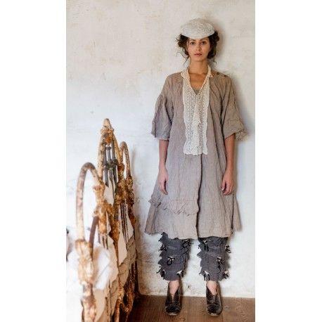 dress Zomi in Clay