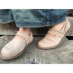 chaussures OPER taupe