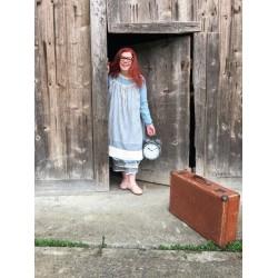 dress BABETTE gingham cotton