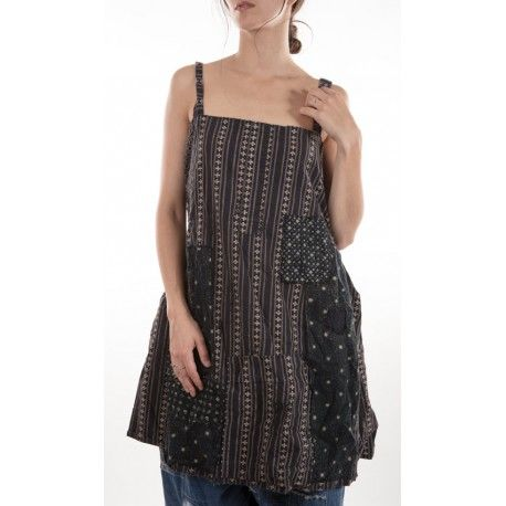 dress Clemence in Madre