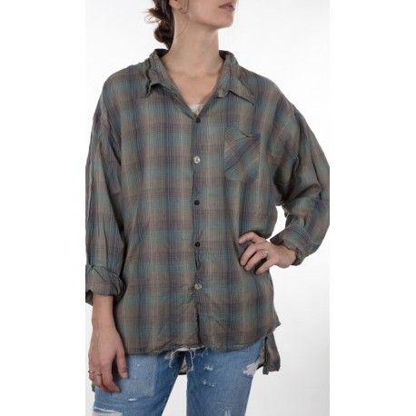 chemise Adison Workshirt in Catskills