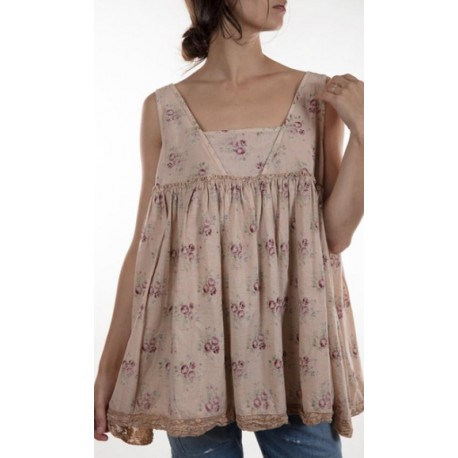 top Lilou in Wine Rose