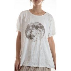 T-shirt Moon in True