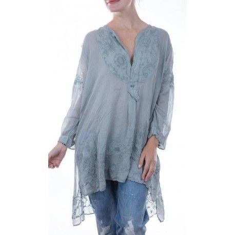 shirt Ines in Dove