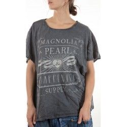 T-shirt MP Happiness in Ozzy Magnolia Pearl - 1