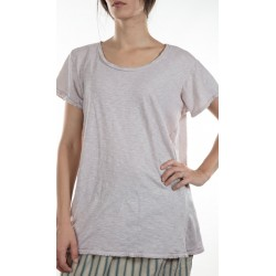 T-shirt Babydoll in Lilac Water