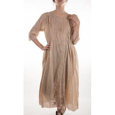 dress Rhone in Papyrus Magnolia Pearl - 1