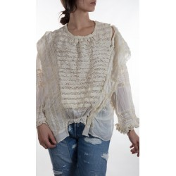 blouse Colette in Celestial