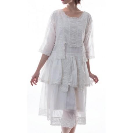robe Cecilia in Celestial