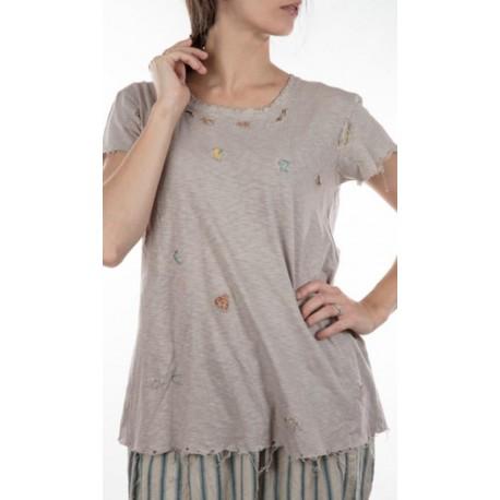T-shirt James Dean in Mink