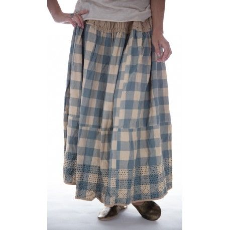 skirt Mayblee Patchwork in France