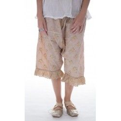 pantalon Routhie in Yellow rose of Texas